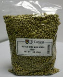 Gold Bottle Seal Wax Beads, 1lb Bag
