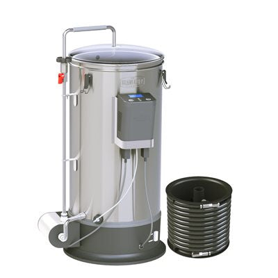 NEW - The Grainfather Connect Bundle - All Grain Brewing System (120V) and Connect Control Panel