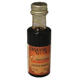 Liquor Quik Essences Amaretto 20 ml Bottle