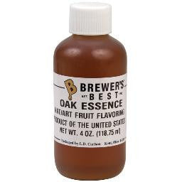Oak Essence 4 oz Bottle