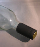 PVC Wine Shrink Capsules Bag of 30: Black