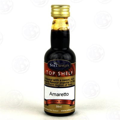 Still Spirits Top Shelf Liqueur Essences: Amaretto