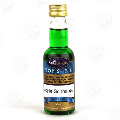Still Spirits Top Shelf Liqueur Essences: Apple Schnapps