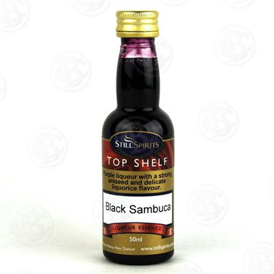 Still Spirits Top Shelf Liqueur Essences: Black Sambuca