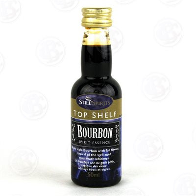 Still Spirits Top Shelf Liqueur Essences: Bourbon