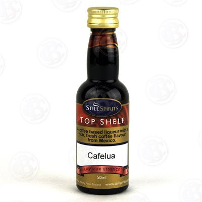Still Spirits Top Shelf Liqueur Essences: Cafelua