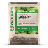 Mosaic Pellet Hops 1 oz Bag