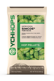 Simcoe Pellet Hops 1 lb Bag