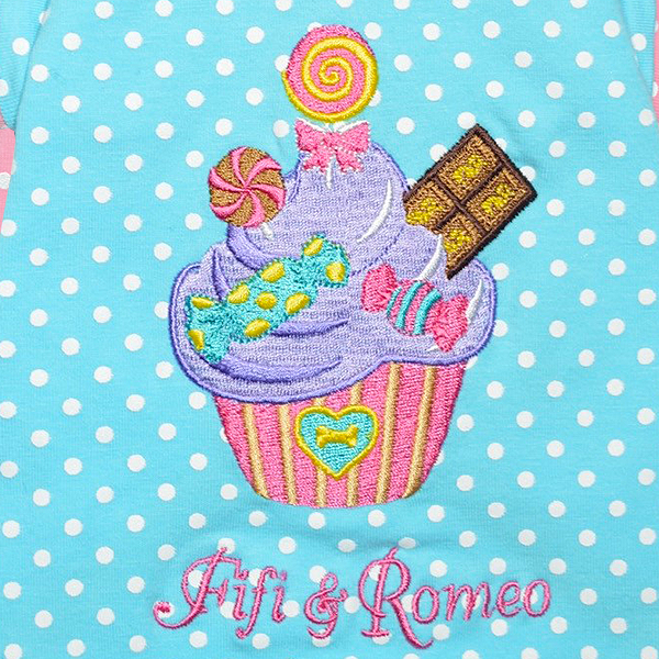 Cupcake Polo Top - Fifi & Romeo