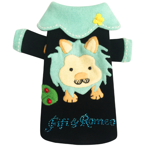 Lion Sweater - Fifi & Romeo