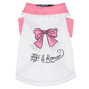 Bow Top - Pink