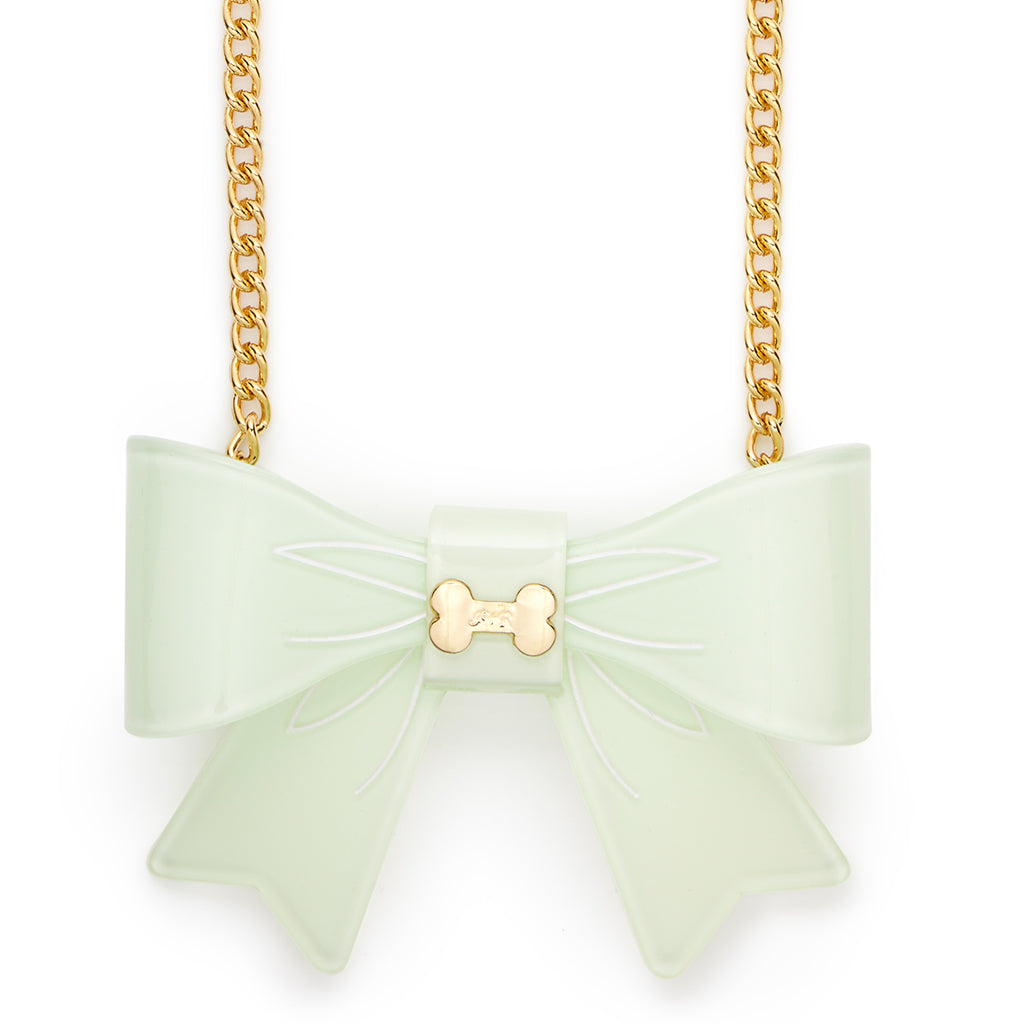 Bow Necklace - Fifi & Romeo