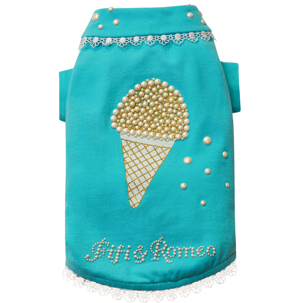 Ice Cream Top - Fifi & Romeo