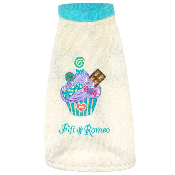 Sleeveless Cupcake Sweater - Fifi & Romeo