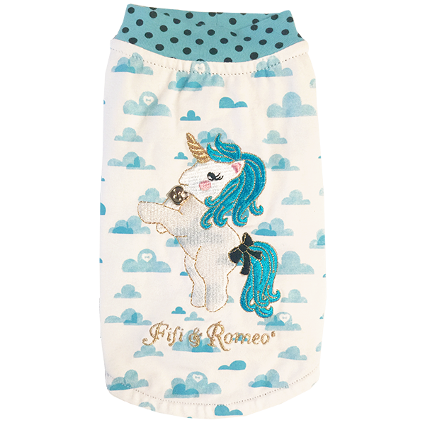 Unicorn Tank Top - Fifi & Romeo