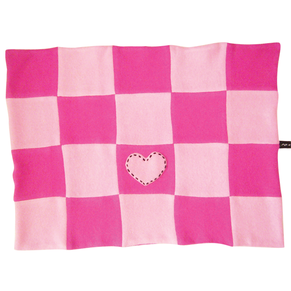 Checkered Coco Blanket