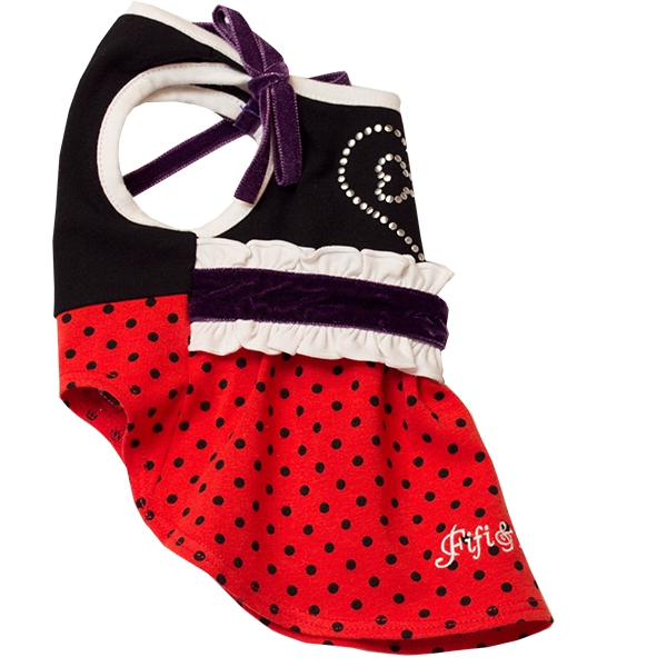 Minnie Dress - Fifi & Romeo
