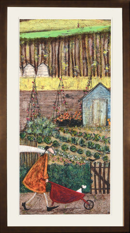 Seasons, Summer - Sam Toft