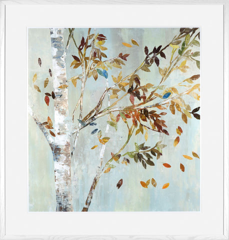 Birch with Leaves