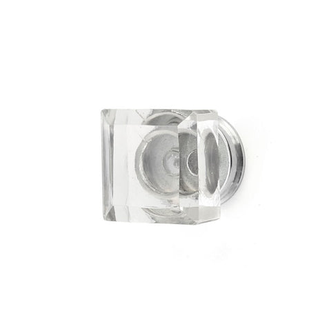 Square Glass Knob
