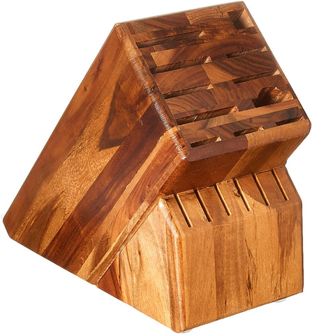 Acacia Knife Block
