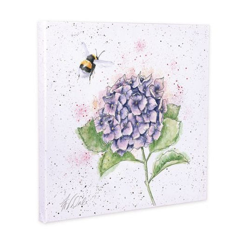 Wrendale Canvas, The Busy Bee