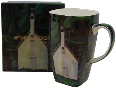 McIntosh Grande Mug - Carr, Indian Church