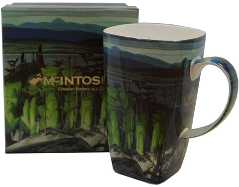 McIntosh Grande Mug - Casson, Jack Pine and Poplar