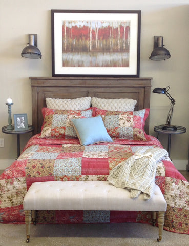 Copper Creek Quilt Sets