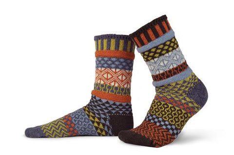 Adult Wool Socks, Ponderosa