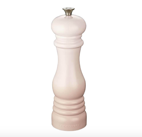 Pepper Mill, Meringue