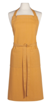 Heirloom Apron, Ochre