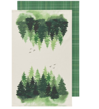 Woods Tea Towels