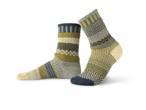 Adult Socks, Sagebrush