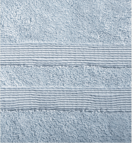 Allure Towels, Powder Blue