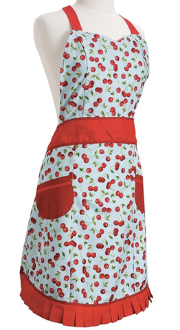 Betty Apron, Cherries