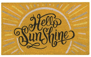 Doormat, Hello Sunshine