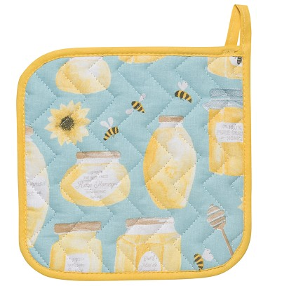 Potholder, Honeybee