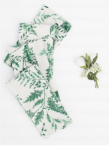April Cornell Napkins, Fern