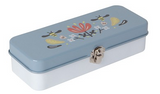 Tin Pencil Boxes