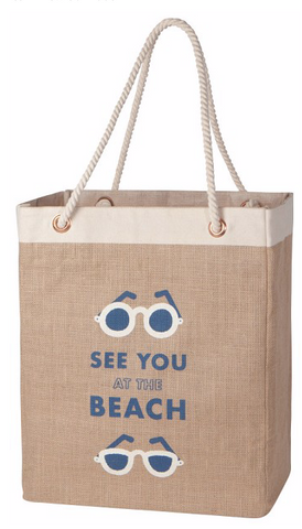 Tote Bag, At the Beach