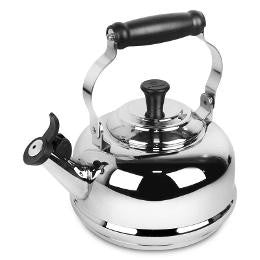 Kettle - Classic Whistling Stainless Steel