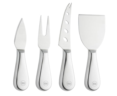 Stainless Steel Cheese Knife Set