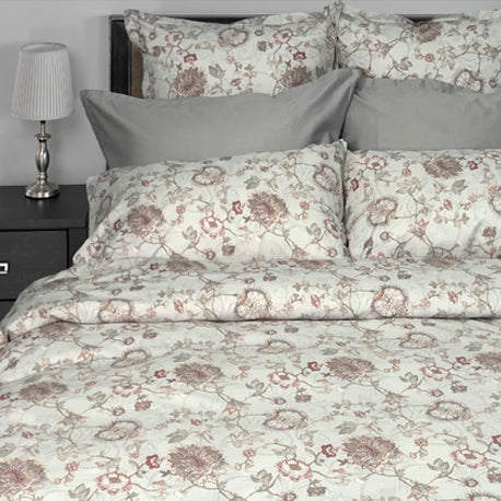 Chantale Queen Duvet Cover Set