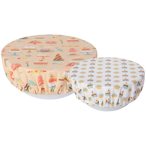 Bowl Covers, Cake Walk