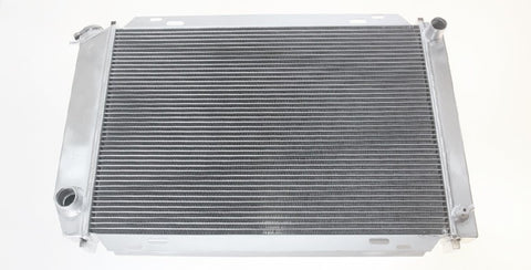 Aluminum Radiator for Fox Body Ford/Mercury Turbocharged 2.3L