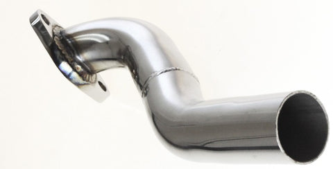 External Waste-gate Burn-pipe for Ford/Mercury Turbocharged 2.3L