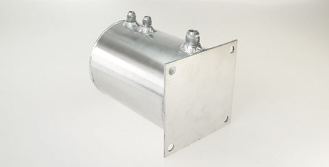 Fuel Injection Surge Tank with AN Fittings for Fuel Injected Engines