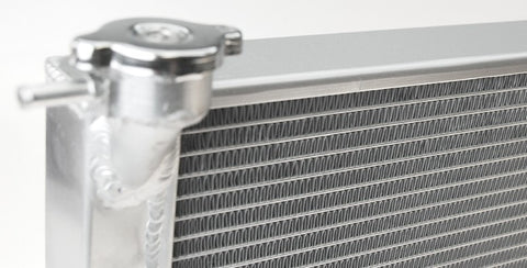Aluminum Radiator Kit for Datsun 510 with KA24DE engine swap