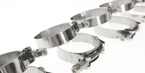 Stainless Steel T-Clamps